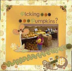 Picking Pumpkins?