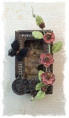 ~Swirlydoos Kit Club~ Timeless Memories Shadowbox