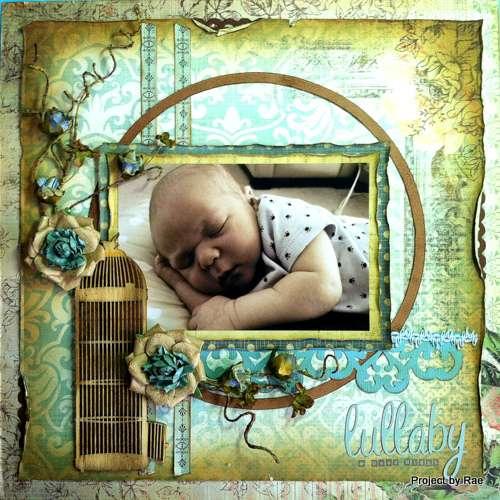 Lullaby & Good Night ~SWIRLYDOOS~