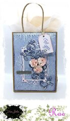 Upcycled Gift Bag **TRES JOLIE KITS**