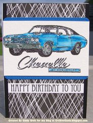 Chevelle Manly Monday