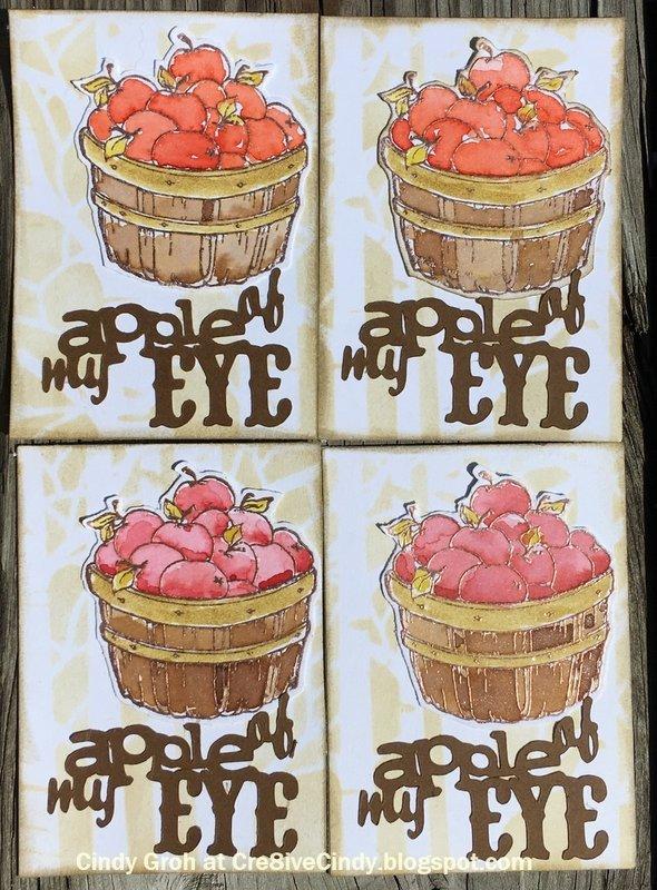 Apple Harvest ATC