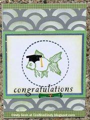 Fishy Graduation