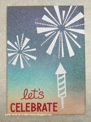Let's Celebrate ATC
