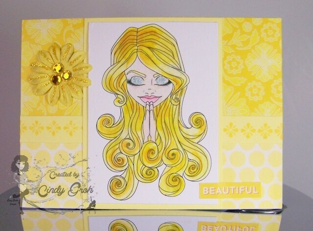 Angelic card
