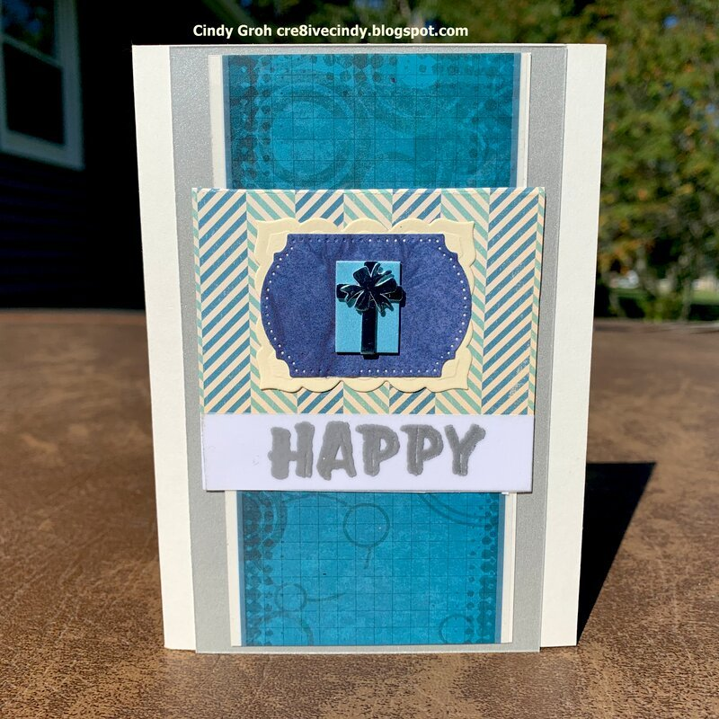 Happy Transparency Card