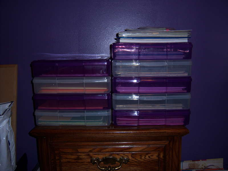 Organized 12x12 Paper - Jun 1