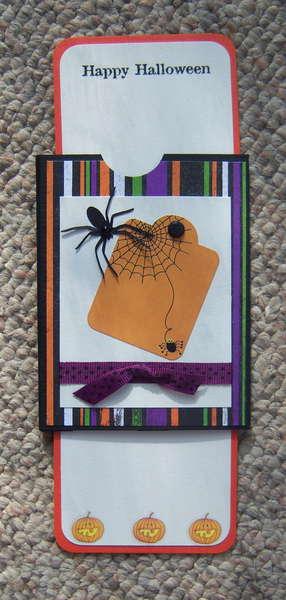 Slider Card - open