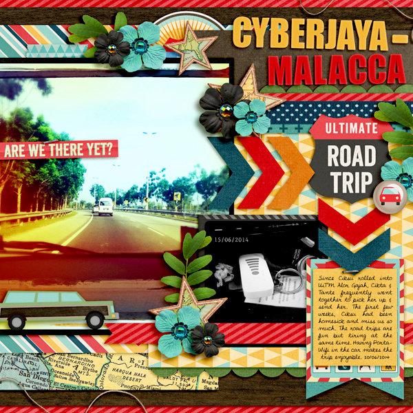 Cyberjaya-Malacca