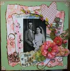Wedding Photo 1954