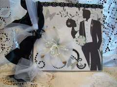 Wedding Paperbag Album