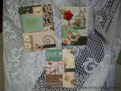 Mariposa Cards--Group 1