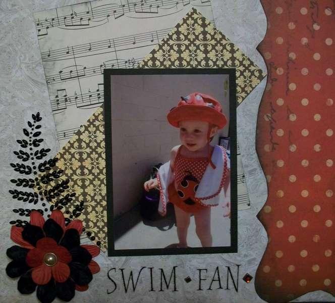 """""""Swim Fan"""""""