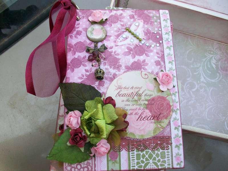 English Rose Mini-Album