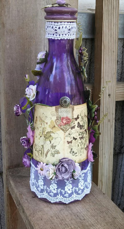 Altered Bottle Swap Hosted by Martica