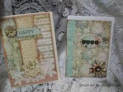 BasicGrey Cappella Anniversary Cards