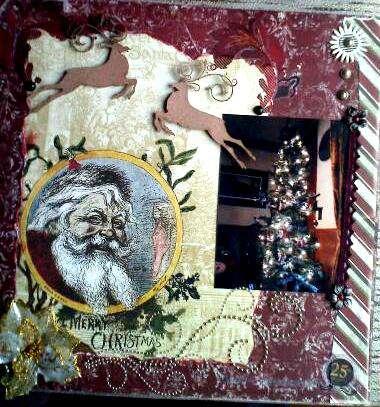 vintage Christmas **swirlydoos**