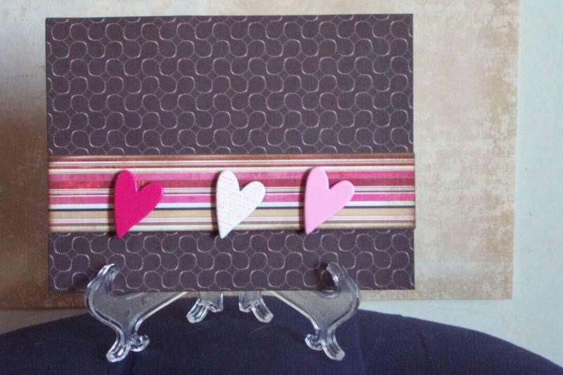 Pink/Brown Valentine