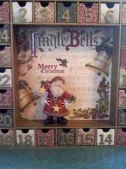 Jingle Bells Advent Calendar