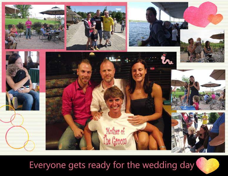 Wedding Day- Part one