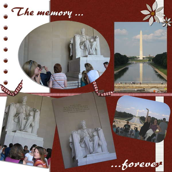 Lincoln Memorial part two