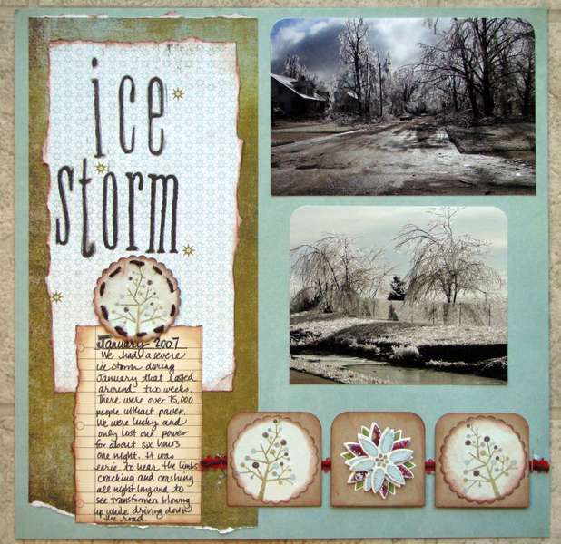Ice Storm {2007} PAGE 1