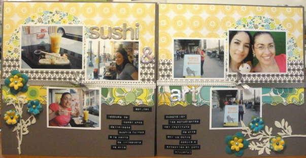 Sushi & Art Show Dbl