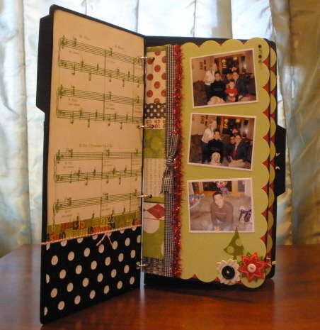 Christmas Memories Album