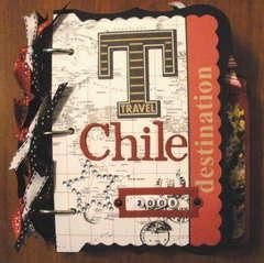 Chile Trip Mini Album 1