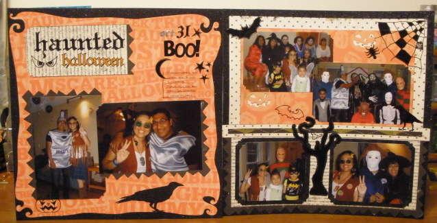 Halloween 2008 DBL
