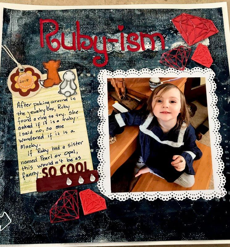 Ruby-ism