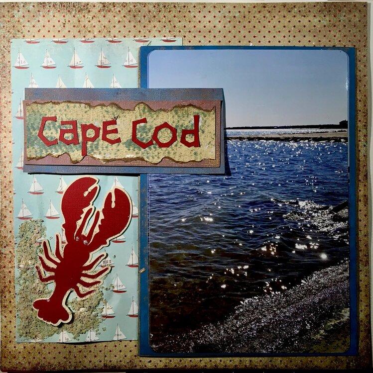 Cape Cod Main Page