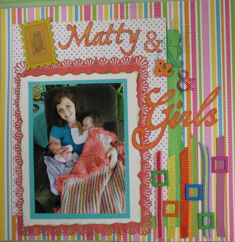 Matty & girls