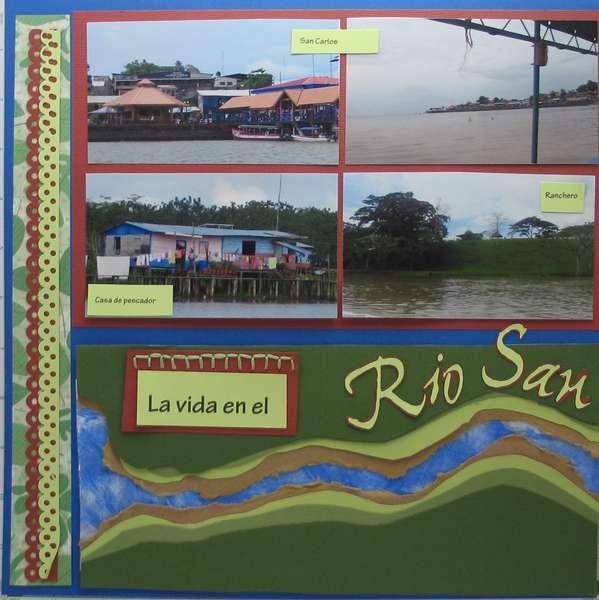 Rio San Juan left side