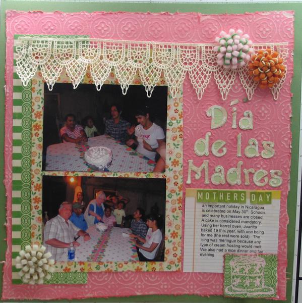 Dia de las Madres (Mother's Day)