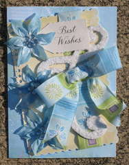 Best Wishes in Blue