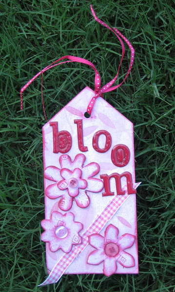Bloom - June Tag Challenge