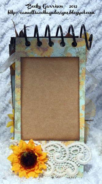 Prima Sun Kiss Mini Album Page 10