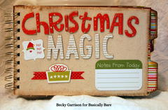 Basically Bare / Bella Blvd Blog Hop 'Christmas Fun' Mini Album Page 11