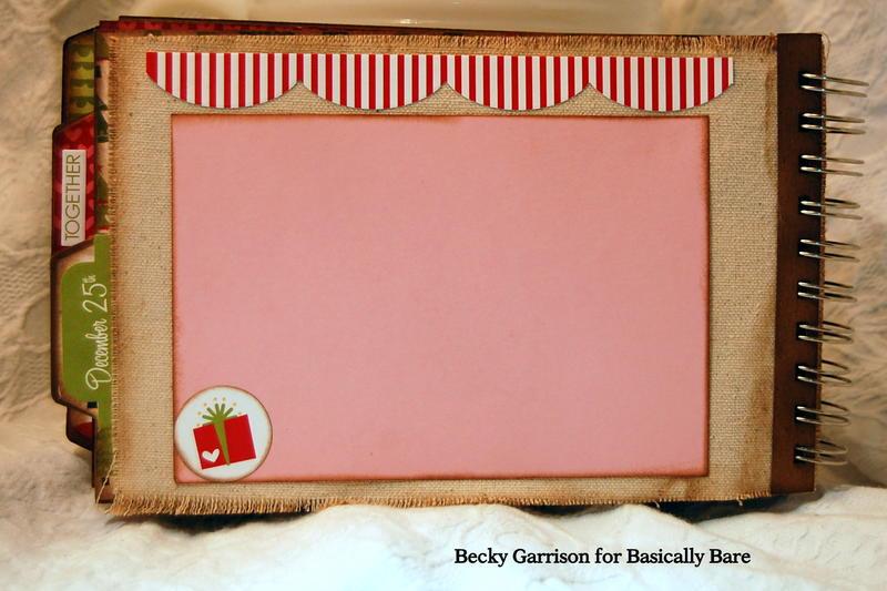 Basically Bare / Bella Blvd Blog Hop 'Christmas Fun' Mini Album Page 10