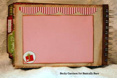 Basically Bare / Bella Blvd Blog Hop 'Christmas Fun' Mini Album Page 10