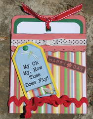 Happy Day Pocket Card