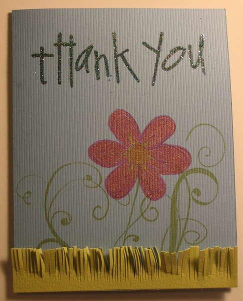 Thank You - Masking
