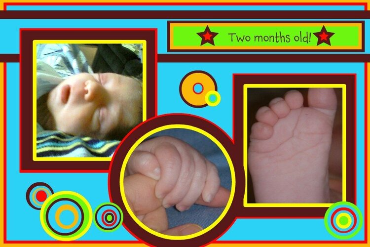 ANTHONY AT 2 MOS