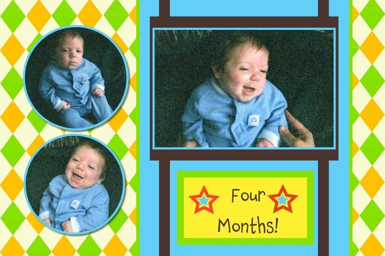 ANTHONY AT 4 MOS
