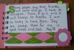 friend album page 1