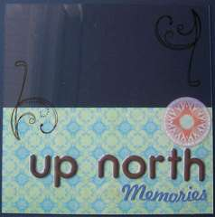 Up North page 1 (cover)