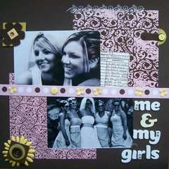 me & my girls