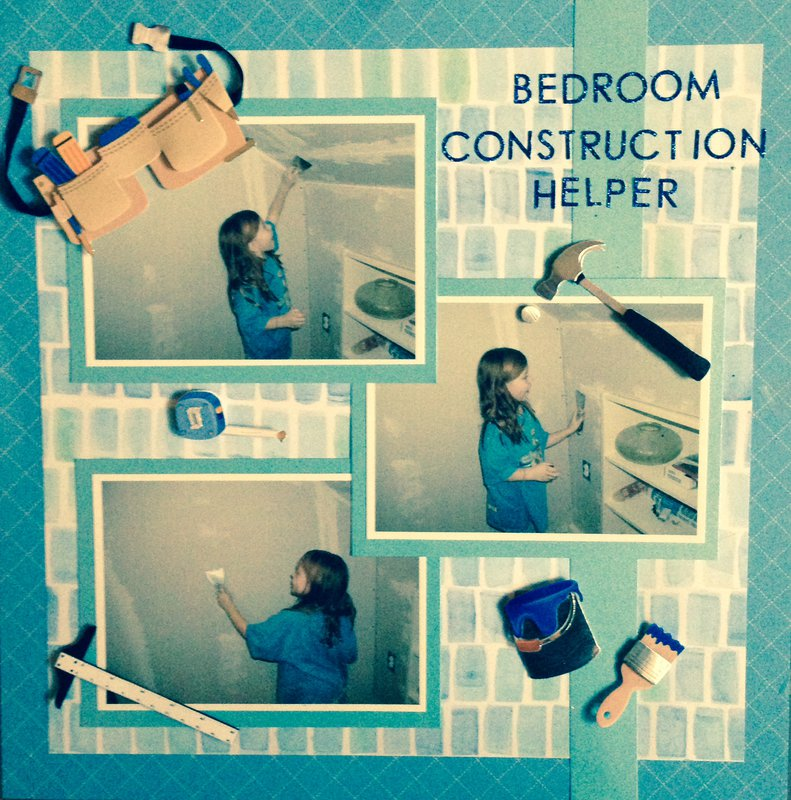 Bedroom Construction Helper