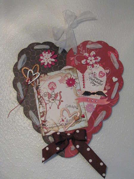 Hanging Valentine Heart